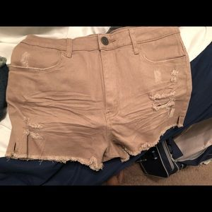 RSQ (Tillys) high waisted shorts